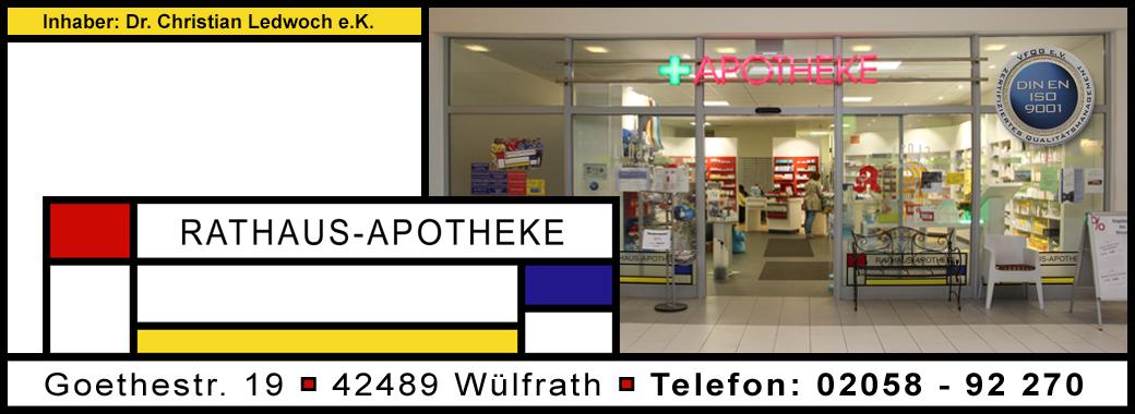 Rathaus-Apotheke Wülfrath